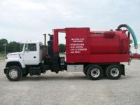 1997 Guzzler Industrial Air Movers Guzzler Industrial