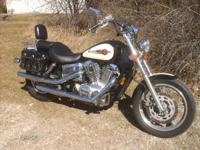 1997 Honda Shadow Spirit VT1100C Best Buy! Low miles!