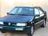 RUNS GREAT!!!!! 1997 Volkswagen Passat GLX VR6 (V6,