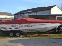 Type of Boat: Power Boat - Cuddy Cabin Year: 1998 Make:
