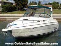 1998, 26' WELLCRAFT 260 SE Express Cruiser Price:
