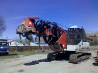 1998 3400 Link Belt Delimber with 3345 Mono boom.
