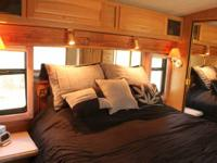1998 Pace Arrow Vision 36B Class A motor home with