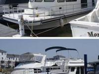 Type of Boat: House Boat Year: 1998 Make: Gibson Model: