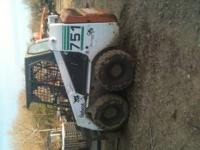 we have a 1998 751 bobcat brand skid steer, it is