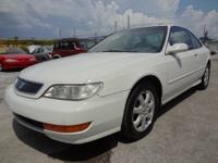 LOOK AT THIS SUPER CLEAN ACURA 3.0CL PREMIUM THIS CL
