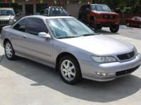 Options Included: N/AThis 1998 Acura CL Coupe features