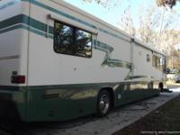 1998 ALLURE COUNTRY COACH RV ALLURE 40 FT 325 CUMMINS
