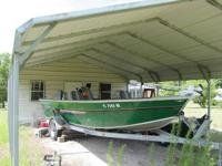 1998 Alumaweld Super Vee LT Boat is located in