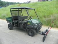 1998 Artic Cat 4X4 ATV. This unit runs great. It has a