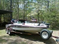 1998 Astro Tournament Edition Boat is located in