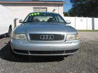 1998 AUDI A4. OUR CASH PRICE $ 1995.00 / $ 1050.00