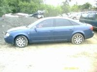 FOR SALE MANY GOOD AND CLEAN PARTS FROM A 1998 AUDI A6