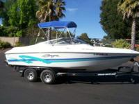 Baja Wander 212 This 1998 Baja is a perfect family Boat