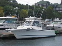 Description 25' Bayliner 2509 Trophy A perfect package
