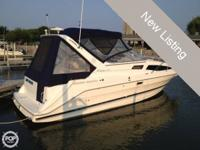 - Stock #75602 - You are looking at the Bayliner 2855