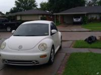 1998 VW BEETLE automatic . around 117,076 low miles on