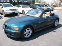 1998 BMW 3 SERIES Roadster Our Location is: Auto Haus -