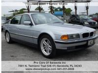 1998 BMW 7 Series 740iL, Call for mileage Address: 7861