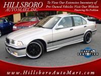 Options Included: N/A1998 BMW M3 SEDAN *** CARFAX