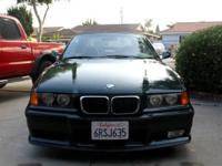 I'm offering an e36 M3 with 162xxx miles on it. It has