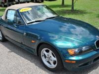 Options Included: N/AThis low mileage 1998 BMW Z3 has