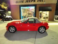 1998 BMW Z3 2.8 L AUTOMATIC WITH 63,625 MILES THIS BMW