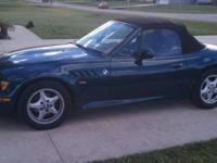 1998 BMW Z3 Roadster / Convertible - 4 Cylinder 5 speed