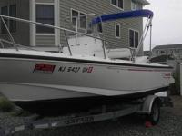 Boat Type: Power What Type: Center Console Year: 1998