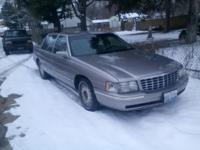 1998 Cadilac Deville Fully Loaded With Power Windows