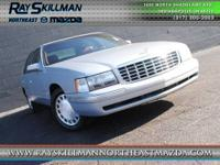 This 1998 Cadillac DeVille is a premium pre-owned