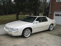 "1998 Cadillac Eldorado ETC ""Showroom Condition"" - Very"