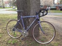 This Cannondale Silk Road 500 Bike is Starlight Violet