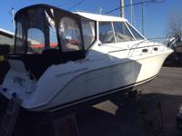 Sport fishing Carver Hardtop Express, ready to go