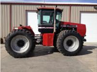 1998 CASE IH 9330, 1998 Case IH 9330 4WD Tractor, Row