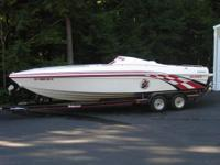 1998 Checkmate 251 Convincor Boat is located in