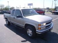 Options Included: N/A*** 1998 Chevrolet Silverado 1500