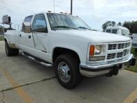 1999 Chevrolet C/K 3500 Crew Cab Dually, Upgraded Wheels