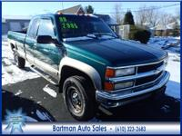 Exterior Color: green, Body: Extended Pickup 4X4,