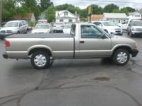 Options Included: N/A1998 CHEVROLET S-10 REGULAR CAB