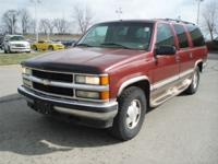 Options Included: N/A1998 Chevrolet Suburban 1500 LT