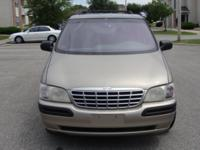 Description Make: Chevrolet Model: Venture Mileage: