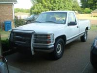 Up for sale here is our 1998 Chevy 2500 LWB Truck w/