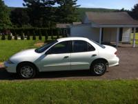 For sale is a 1998 Chevrolet Cavalier LS 140,000 MILES