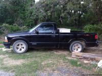 Black 4 cylinder chevy s10 for sale. 1998 model 216k