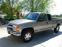 1998 Chevrolet 1500 Silverado LS z71 4x4, 3 door, 5.7
