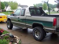 Description 1998 Chevy Silverado 4x4 Waldoch 1500,