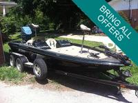 1998 Cobra 18 Viper has been terrific fishing boat for