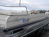 1998 Crestline Rampage 2200 LIKE NEW all aluminum deck