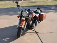 1998 Custom Harley Davidson Road King, made to look